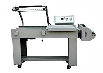 Semi Automatic L-Seal Cutting Machine